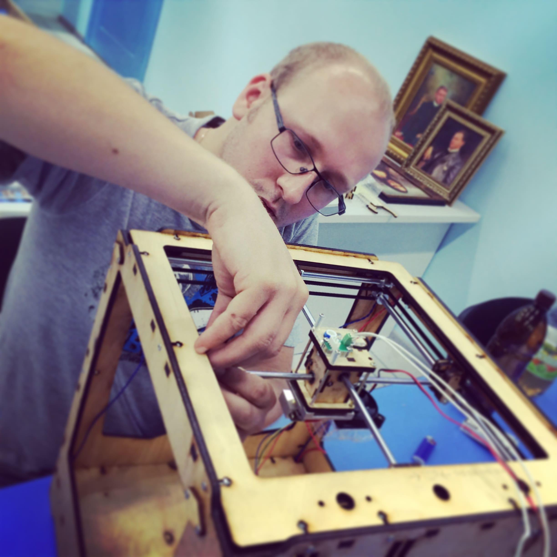 Пробный мейкертон, или собери себе 3D принтер сам!