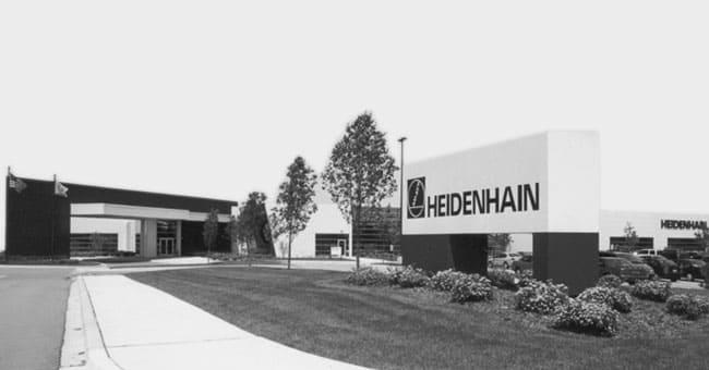 Первый этап реализации партнерского соглашения с Heidenhain.